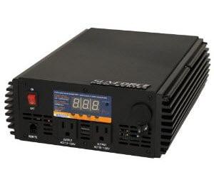 Sunforce 1000 Watt Pure Sine Wave Inverter with Remote Control